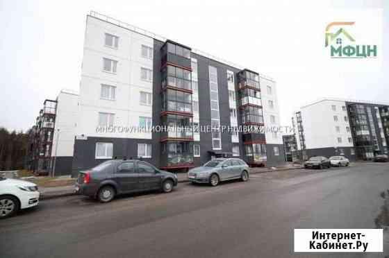 1-комнатная квартира, 33.7 м², 1/5 эт. Петрозаводск