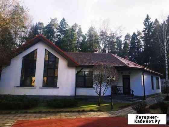 Дом 110 м² на участке 49 сот. Пушкино