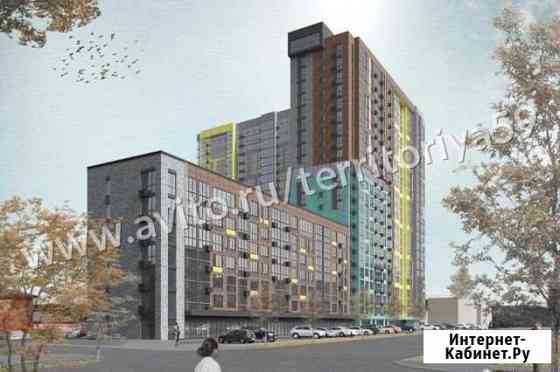 1-комнатная квартира, 38.6 м², 5/22 эт. Пермь