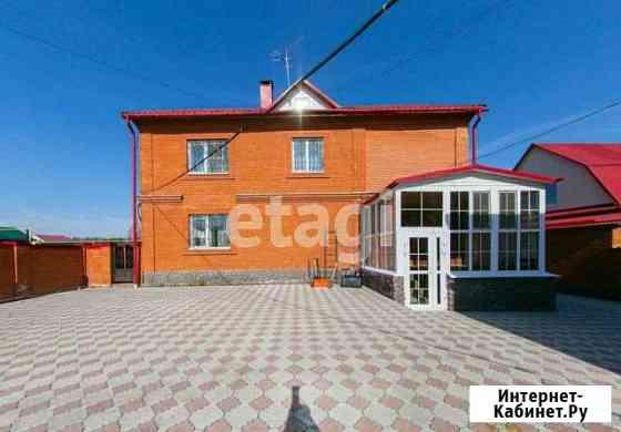 Коттедж 337 м² на участке 11 сот. Томск