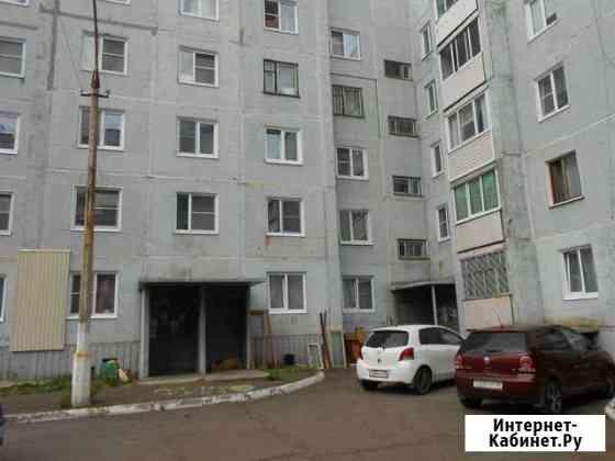 3-комнатная квартира, 62.6 м², 1/5 эт. Братск