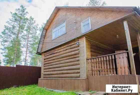 Дом 111 м² на участке 7.3 сот. Северодвинск
