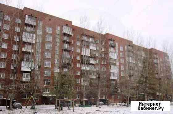 3-комнатная квартира, 58.6 м², 9/9 эт. Омск