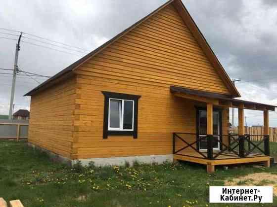 Дом 80 м² на участке 8 сот. Иркутск