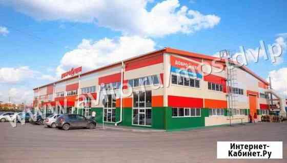 Торговый центр, 1 линия, 1499 кв.м. Ижевск