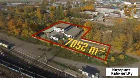 Складской комплекс, 2341.3 кв.м., участок 70,5 соток Иркутск