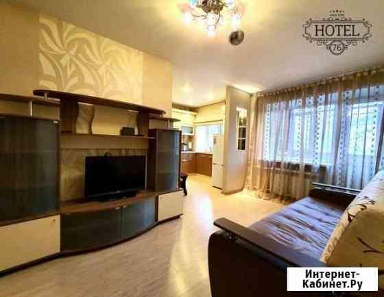 2-комнатная квартира, 45 м², 4/5 эт. Ярославль