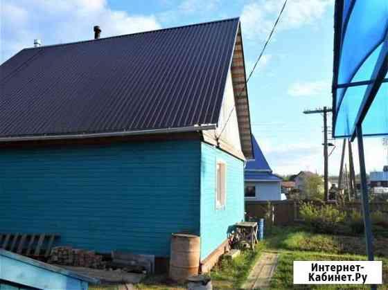 Дом 43 м² на участке 6 сот. Выльгорт