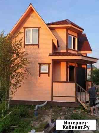 Дом 100 м² на участке 6 сот. Ульяновка