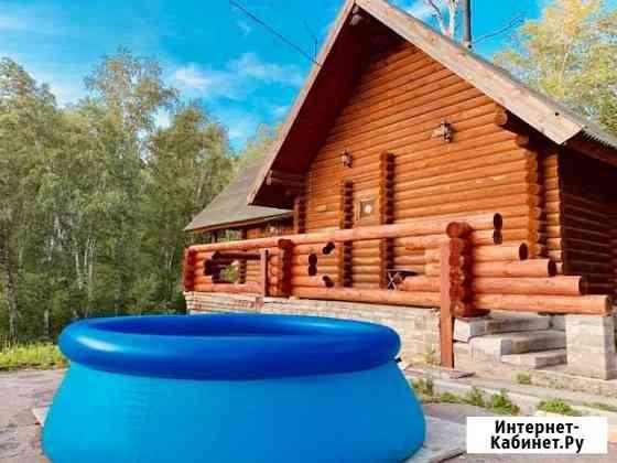 Коттедж 300 м² на участке 10 сот. Новосибирск
