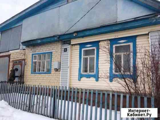 Дом 30 м² на участке 5 сот. Мариинский Посад
