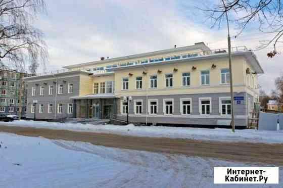 Офисное здание 1754.2 кв.м. с земельным участком Вологда