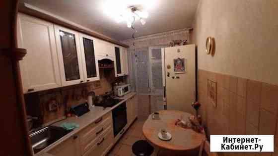 3-комнатная квартира, 56.9 м², 7/9 эт. Новосибирск
