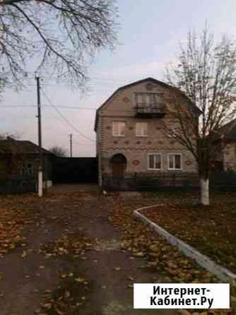 Дом 160 м² на участке 13 сот. Грибановский
