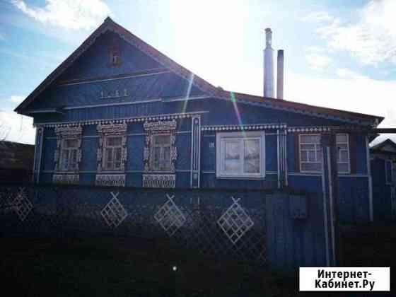 Дом 52 м² на участке 50 сот. Гаврилов Посад