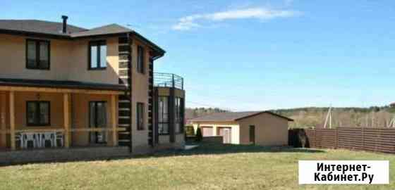 Коттедж 700 м² на участке 48 сот. Жуков