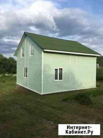 Дом 124 м² на участке 15 сот. Осташков