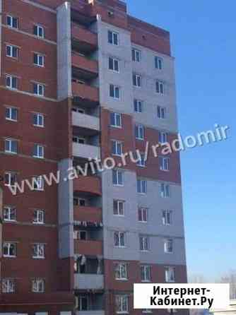 2-комнатная квартира, 60.8 м², 9/10 эт. Волжский