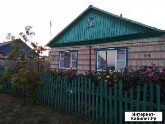 Дом 64 м² на участке 24 сот. Тюкалинск