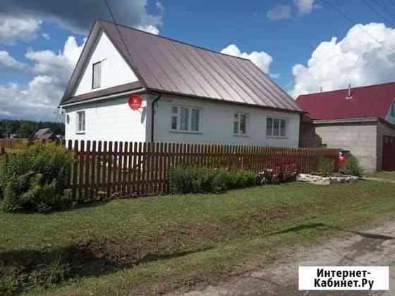 Дом 178 м² на участке 13 сот. Советский