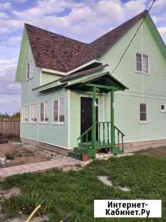 Дом 95 м² на участке 8 сот. Кудиново
