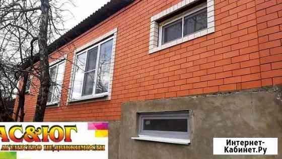 Дом 140 м² на участке 10 сот. Белореченск