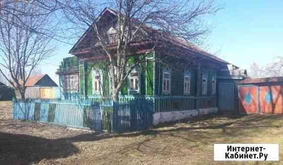 Дом 65 м² на участке 11 сот. Елатьма