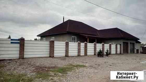 Коттедж 180 м² на участке 10 сот. Минусинск
