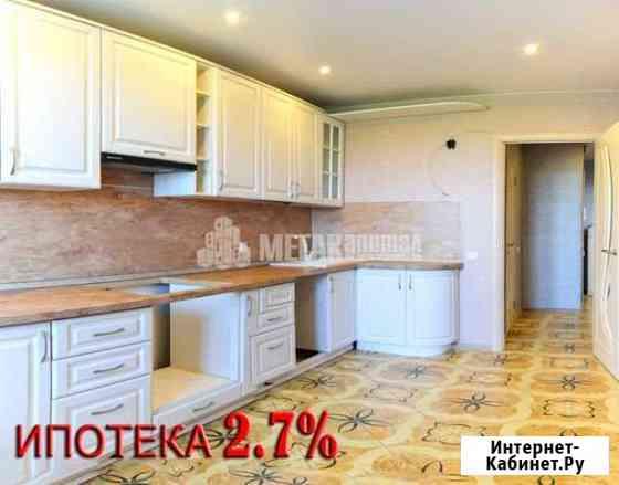 3-комнатная квартира, 75.3 м², 10/14 эт. Путевка