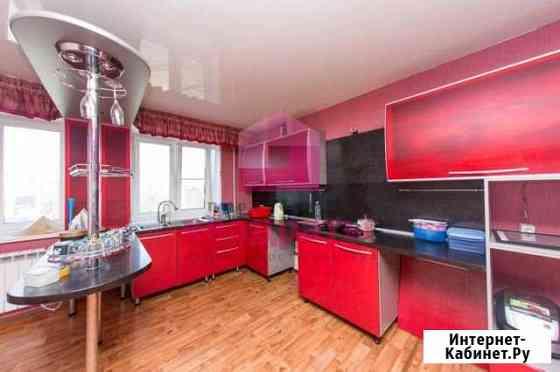 3-комнатная квартира, 105 м², 6/14 эт. Челябинск