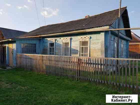 Дом 78 м² на участке 30 сот. Жиздра