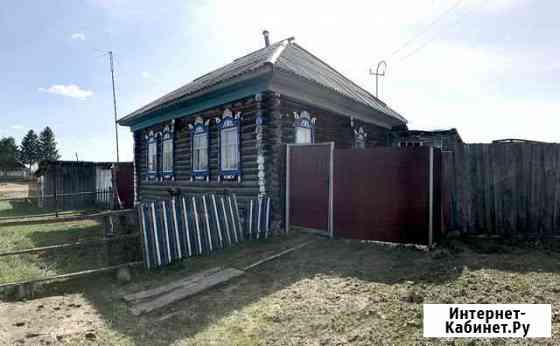 Дом 45 м² на участке 40 сот. Муромцево
