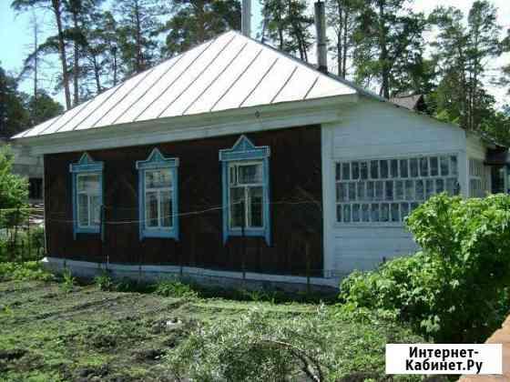 Дом 54 м² на участке 6.9 сот. Барнаул