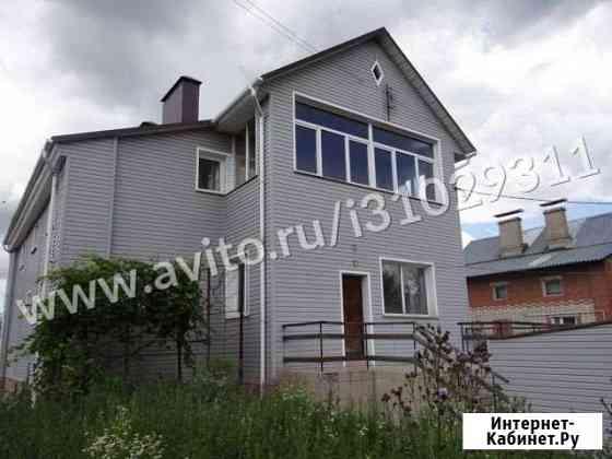 Дом 190 м² на участке 10 сот. Первомайский
