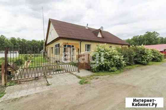 Дом 182.8 м² на участке 18 сот. Тюмень