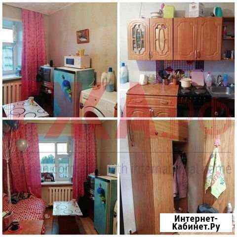 Комната 17 м² в 1-ком. кв., 4/4 эт. Нерюнгри