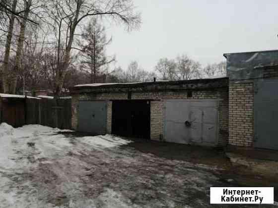 Гараж 24 м² Комсомольск-на-Амуре
