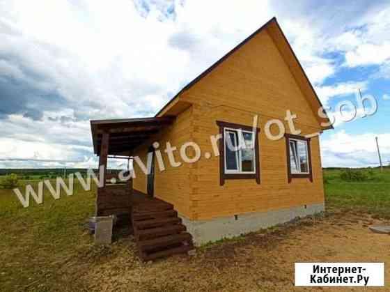 Дом 50 м² на участке 10 сот. Иглино
