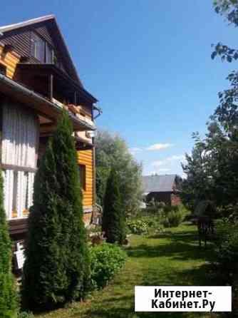 Дом 100 м² на участке 15 сот. Руза