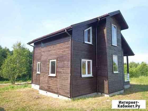 Дом 110 м² на участке 16 сот. Заокский