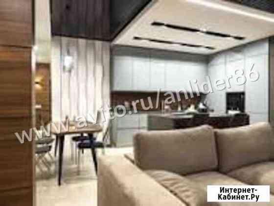 1-комнатная квартира, 39.3 м², 9/16 эт. Сургут