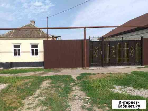 Дом 50 м² на участке 6 сот. Зеленокумск