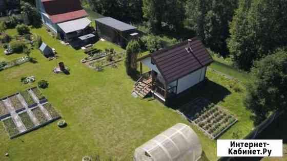 Дом 43 м² на участке 10 сот. Рыбинск