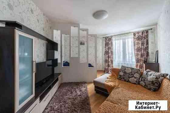 1-комнатная квартира, 44 м², 12/22 эт. Екатеринбург