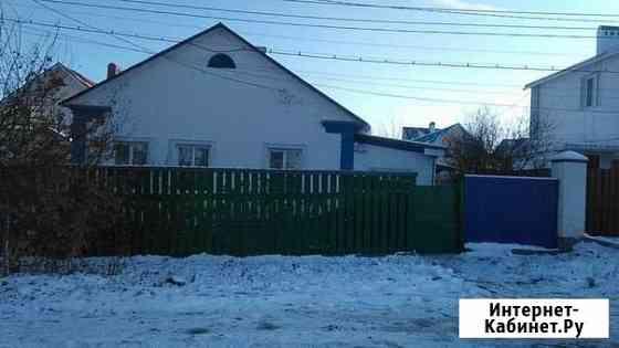 Дом 62 м² на участке 6 сот. Октябрьский