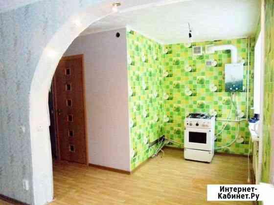 3-комнатная квартира, 60.8 м², 1/3 эт. Ухта