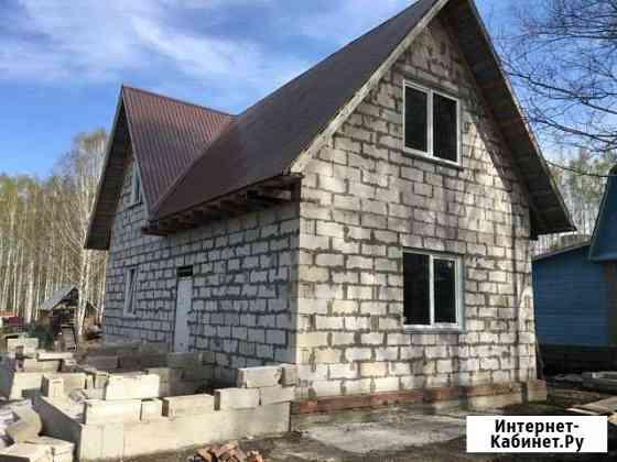 Дом 131 м² на участке 7.3 сот. Новосибирск