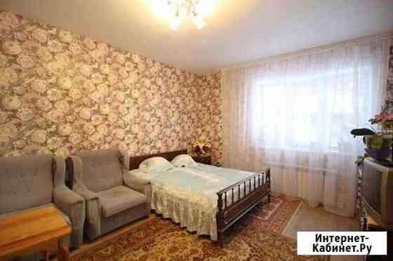 1-комнатная квартира, 37.4 м², 1/2 эт. Барнаул
