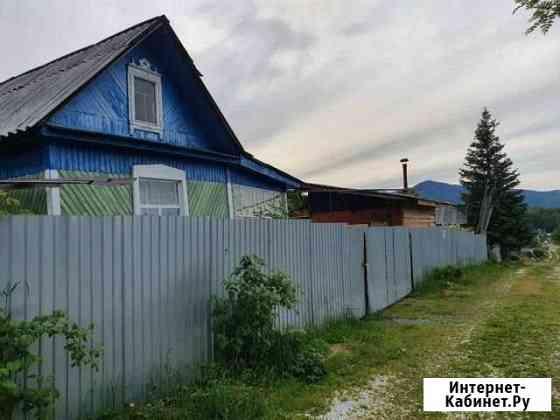 Дача 20 м² на участке 12 сот. Байкальск