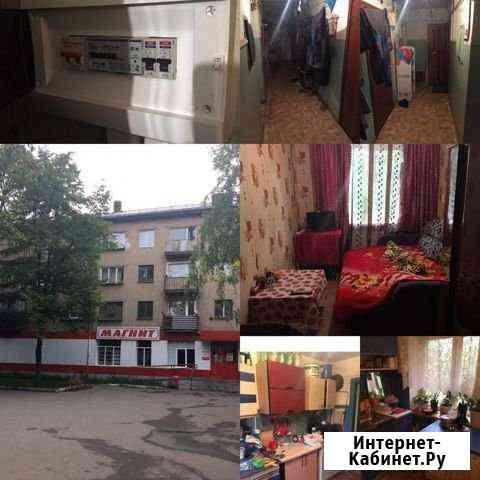 Комната 10 м² в 6-ком. кв., 3/4 эт. Челябинск